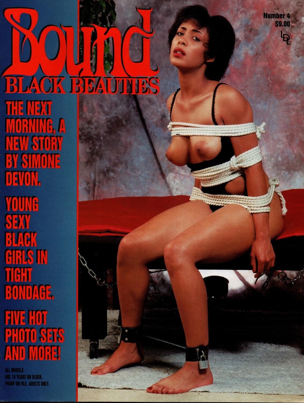 Bound Black Beauties #4 1994