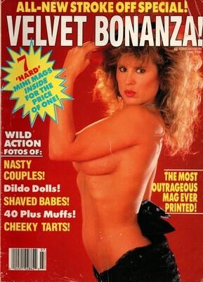 Velvet Bonanza July 1989