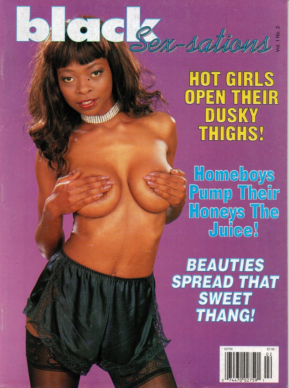 Black Sexations V1N2 1997 Persia Vanessa Blue