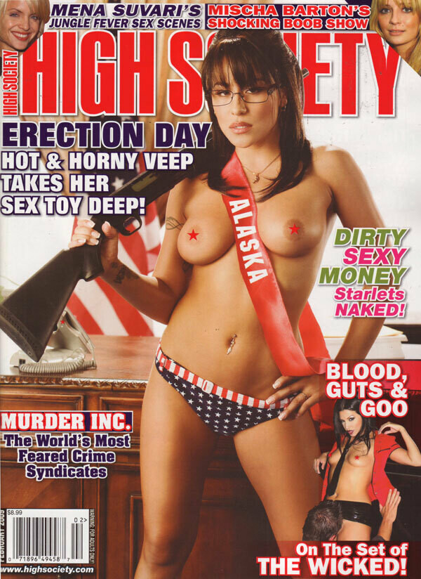High Society Magazine February 2009