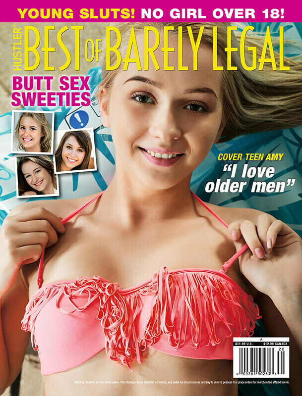 Best of Barely Legal Magazine #220 2019