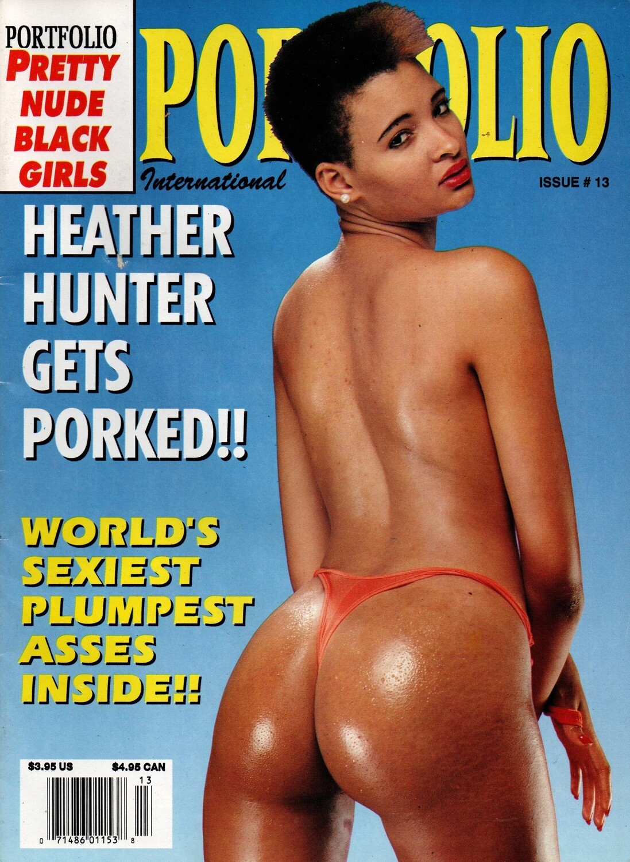 Portfolio International Magazine #13 1992 Heather Hunter