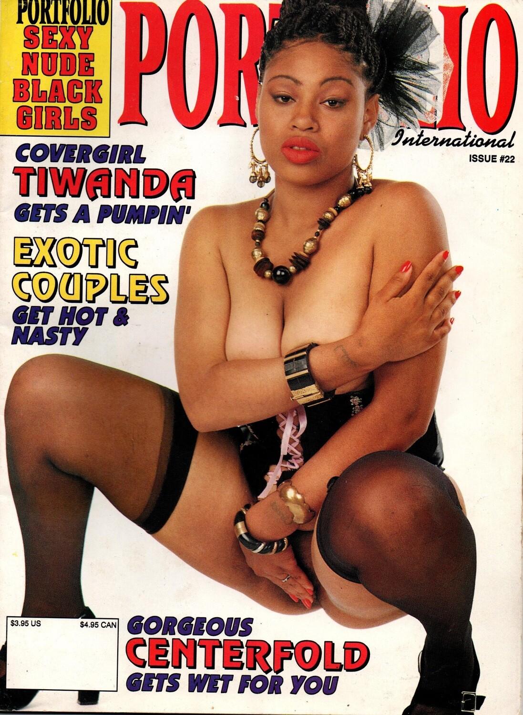 Portfolio International Magazine #22 Janet Jacme 1993