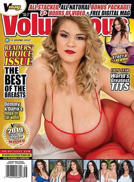 Voluptuous Magazine Current Issue