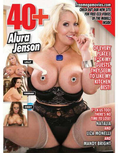 40+ Magazine #12 Alura Jensen 2020