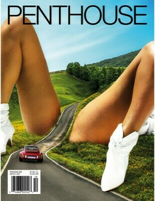 Penthouse Magazine Current Issue