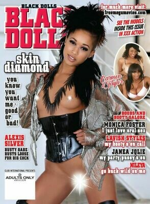 Black Dolls Magazine Current Issue
