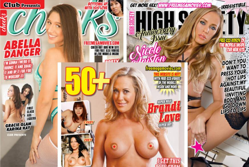 Sexy/Mature September 2020 Magazine Bundle #3