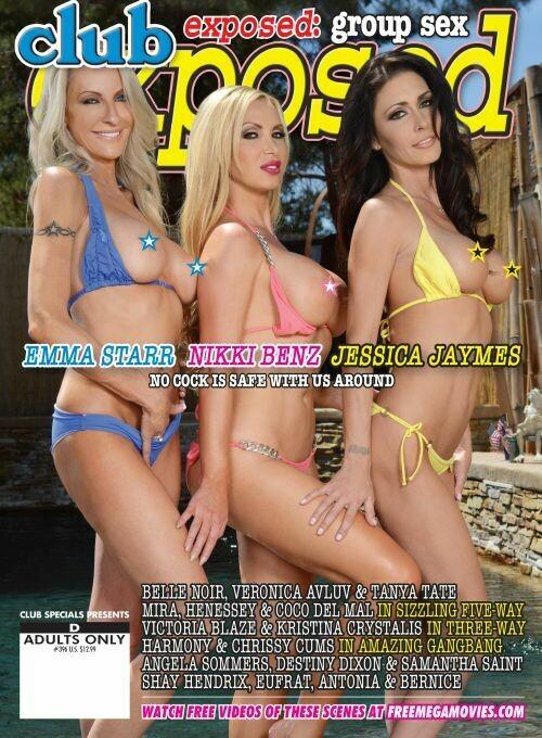 Club Exposed Magazine Current Issue