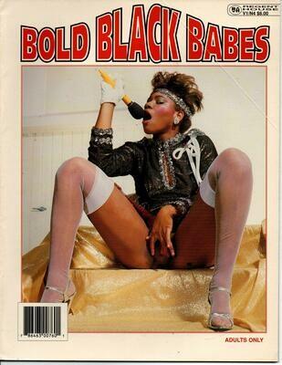 BOLD BLACK BABES V1N4 1997 Regent Gourmet Magazine