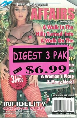 Digest 3 Pack Mags