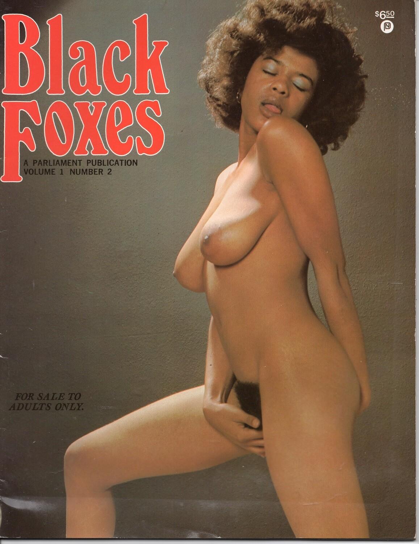 Black Foxes V1N2  Parliament Magazine1988