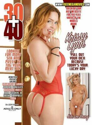 30+40 Magazine Current Issue Krissy Lynn 2021