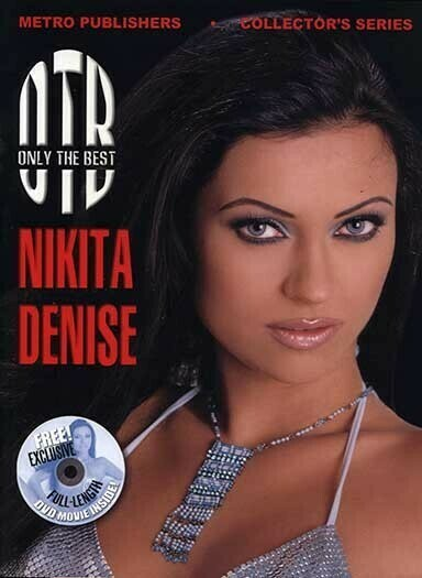 OTB - Only The Best Collector's Edition Book - Nikita Denise