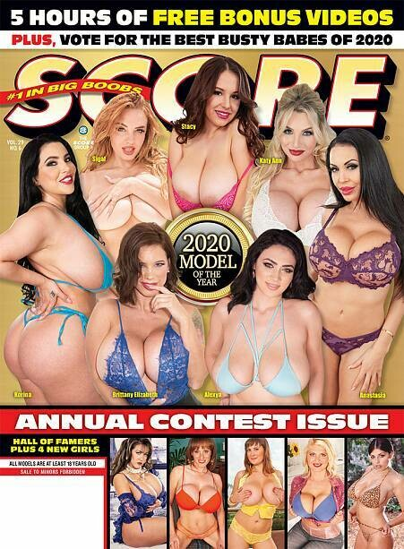 Score Magazine Current Issue 2021