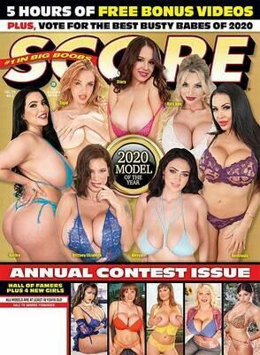 Score Magazine Current Issue 2021