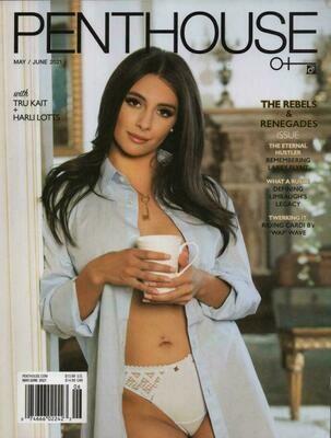 Penthouse Magazine May/June 2021