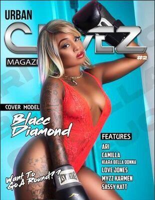 Urban Curvez Magazine Spring 2021