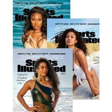 Sports Illustrated Magazine Swimsuit 2021