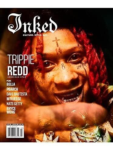 Inked Magazine (July, 2021) Trippie Redd