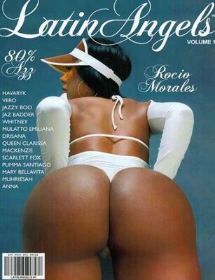 Latin Angels Issue 1 Year 2020 - inmate Magazines