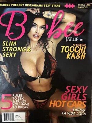 Barbee Magazine Issue 1 Year 2021- inmate Magazines