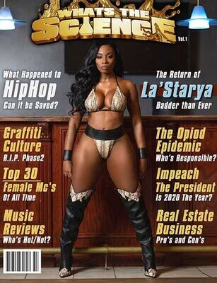 Whats The Science Issue 1 Year 2020 - inmate Magazines