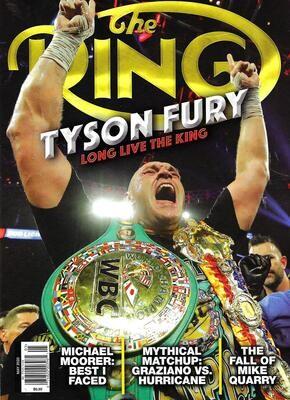 The RING Magazine (May, 2020) TYSON FURY