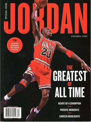 Michael Jordan Special Issue 2021 The Greatest