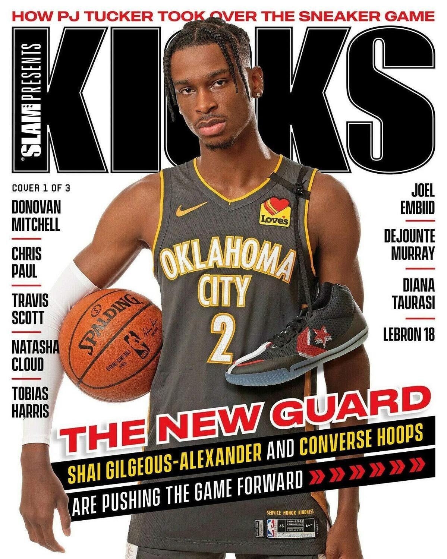 SLAM Presents KICKS Magazine Volume 23