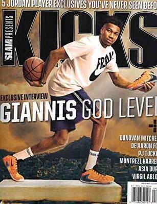 SLAM Presents KICKS Vol. 22