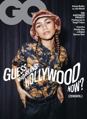 GQ Magazine (February, 2021) Zendaya