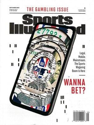 Sports Illustrated Magazine September 2021