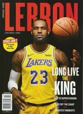 LEBRON JAMES SPECIAL ISSUE 2021 / Long Live the King