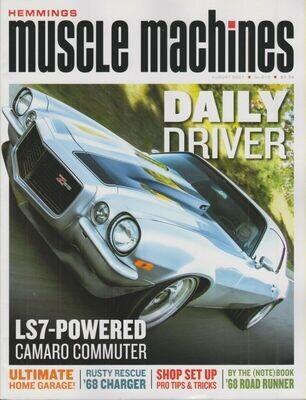 Hemmings Muscle Machines August 2021