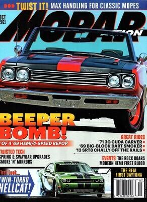 Mopar Action Magazine Subscription