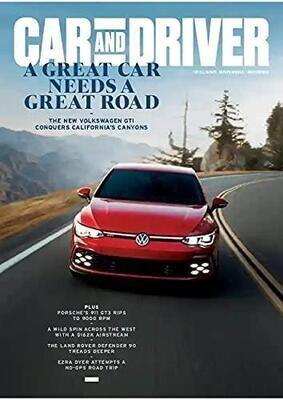 Car & Driver Magazine Subscription