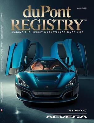 duPont REGISTRY Autos August 2021