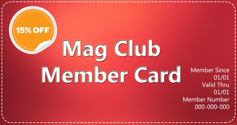 Mag Club Membership