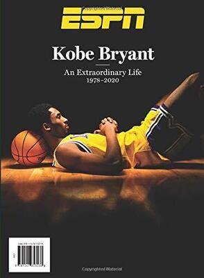 ESPN Kobe Bryant Single Issue Magazine