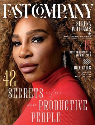 Fast Company Magazine Winter 2020/2021
