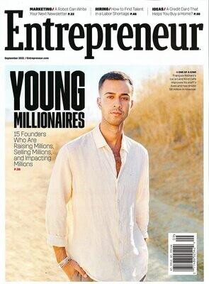 Entrepreneur Magazine September 2021 - Inmate Magazines