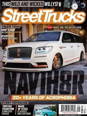 Street Trucks Magazine September 2021