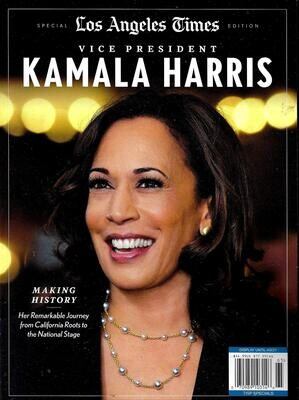 Los Angeles Times Special: Kamala Harris Magazine 2021