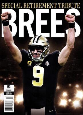 DREW BREES New Orleans Saints Special Retirement Tribute 2021