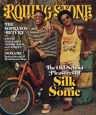 Rolling Stone Magazine September 2021- inmate Magazines