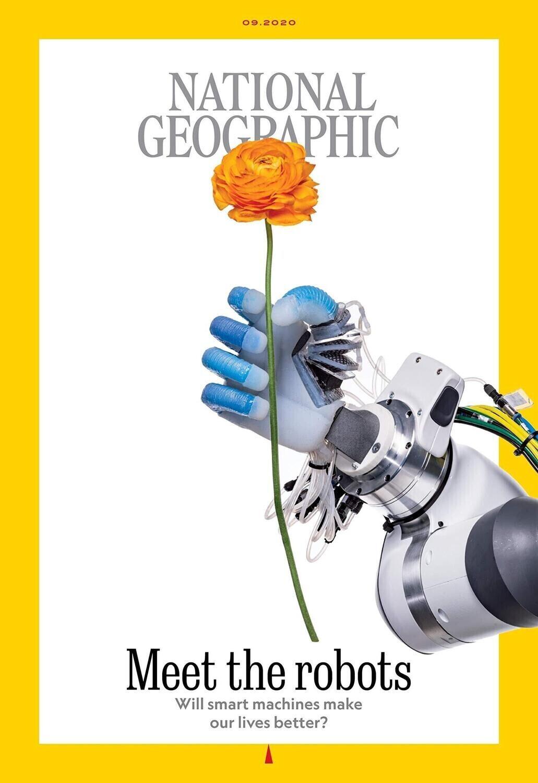 National Geographic Magazine September 2020