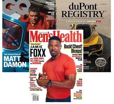 Inmate Magazine Special - October 2021 Magazine Bundle 3 pack