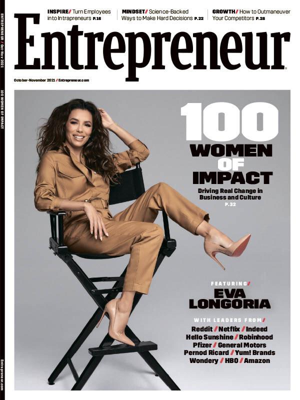 Entrepreneur Magazine Oct/Nov 2021 - Inmate Magazines