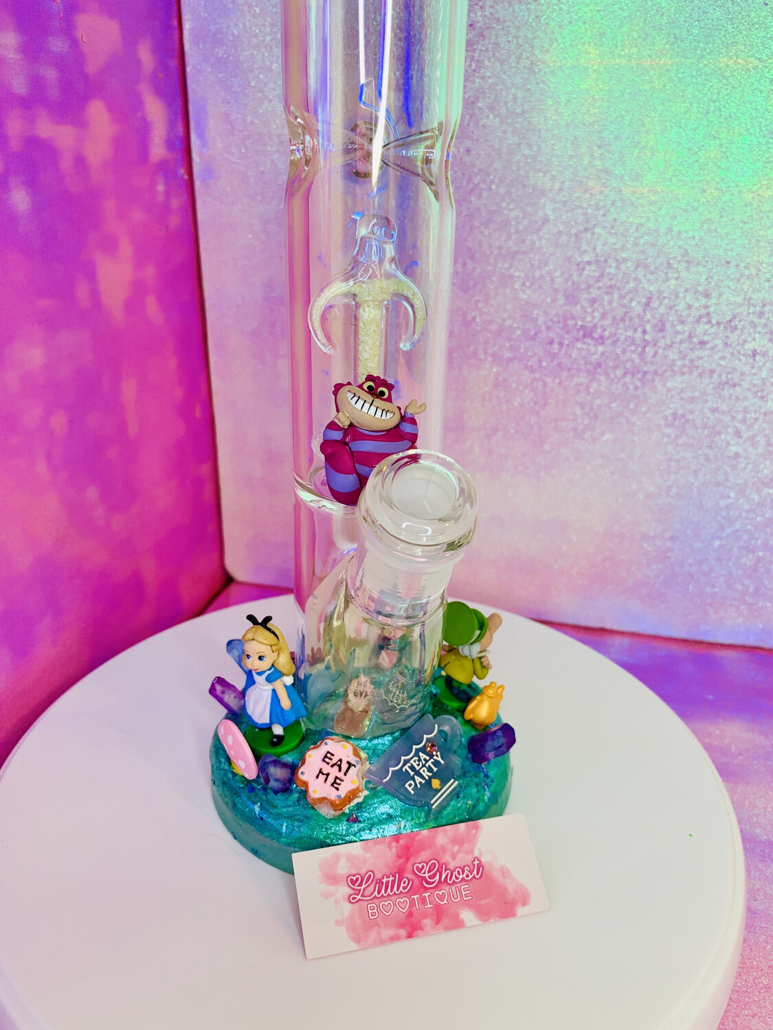 Alice In Wonderland Caterpillar Water Pipe Art *RESERVED PAYMENT 1 for Stacey